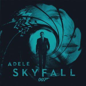 Adele's Skyfall Single Cover