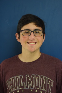 Gregory James is in 11th Grade at McCallum High School. He plays Lacrosse and Ultimate Frisbee for McCallum. He has been a staff reporter for the shield for two years.