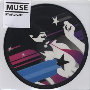 "Muse+-+Starlight+-+7""+PICTURE+DISC-370901"