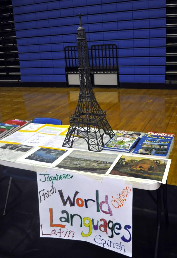 World Languages available at McCallum are Spanish, French, Latin, and Japanese.