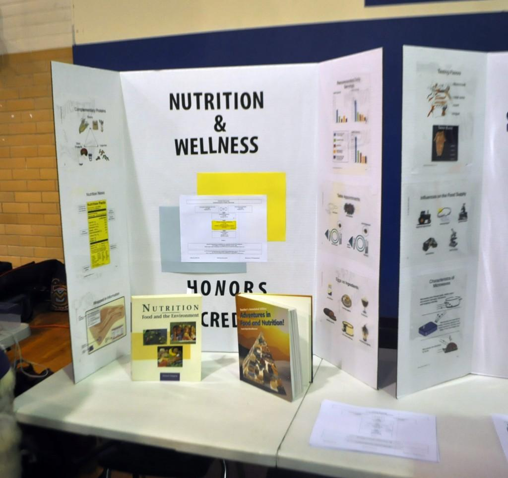 Nutrition and Wellness, taught by Grace Odu, explores various aspects of nutrition and the human body.