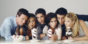 'Friends' cast to come back together for reunion special.