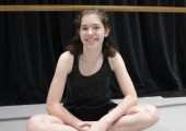 For Hufford, dance is like therapy