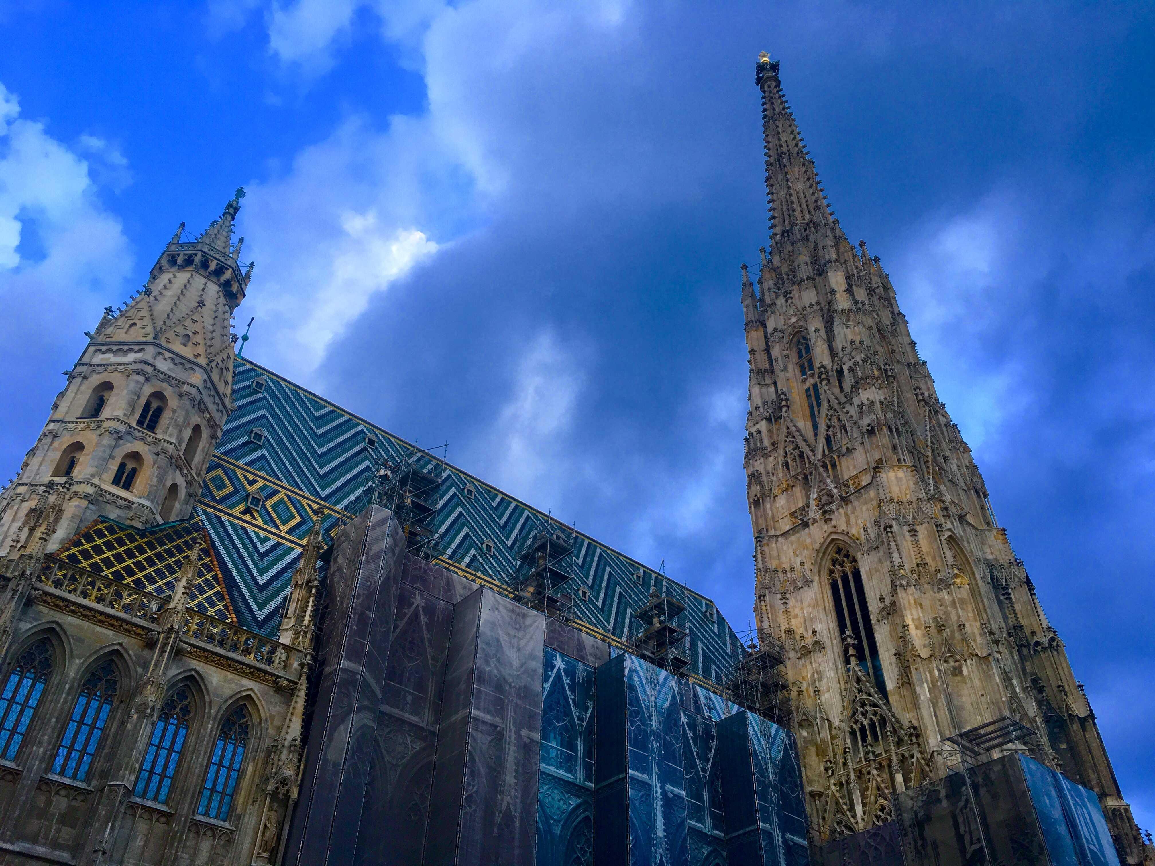 Vienna Cathedral in Vienna, Austria