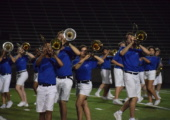 Band plays at annual jamboree