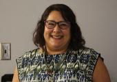 Cristela Garcia is working her first year as a McCallum counselor. Garcia is also a former McCallum math teacher.
