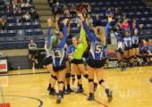 Varsity volleyball returns to playoffs
